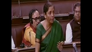 Growth may have come down but its not a recession, says Nirmala Sitharaman in Rajya Sabha