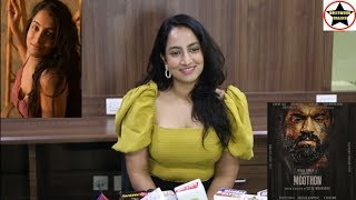 Actress Melissa Raju Thomas Interview For Her Debut Film Moothon And Her Future Projects