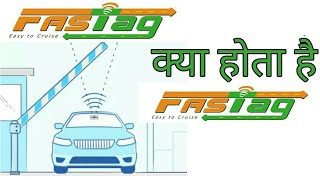 What is FASTag , How To Purchase it, use it  समझिए Graphicks के जरिए