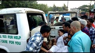 Woman Taken To Hospital In Police Vehicle, Ponda Locals Demand More 108 Vehicles