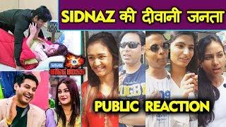 Bigg Boss 13 | Public Loving Siddharth Shehnaz Jodi | Sidnaz | BB 13 Latest Video