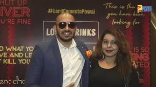 "Ali Quli Mirza Meet Bros & Shekhar Suman At Lord Of The Drinks"" Powai Grand Launch"