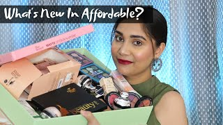 Whats New in Affordable | Affordable Makeup Haul | Nidhi Katiyar