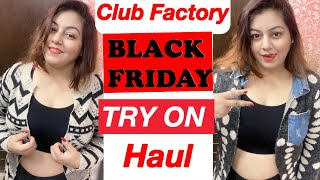 Club Factory Haul - Clothes,Accessories | Black Friday Sale Haul | JSuper Kaur