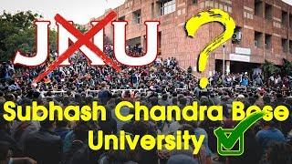 Should JNU Rename as Subhash Chandra Bose University ? | Satya Bhanja