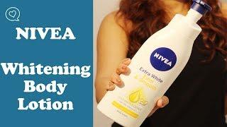 NIVEA Whitening Body Lotion