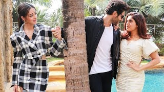 Pati Patni Aur Woh | Exclusive Interview | Kartik Aaryan, Bhumi And Ananya