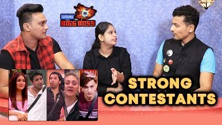 Bigg Boss 13 | Strong Contestants | Siddharth, Shehnaz, Asim And... | Bigg Charcha | BB 13