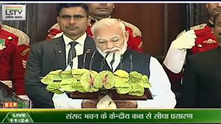 We must establish by convention what isn't written in the Constitution: PM on #ConstitutionDay