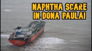 """Naphtha Scare: Dona Paula Locals Rush To Collector's Office, """"Will Be Removed In 20 Days"""""""