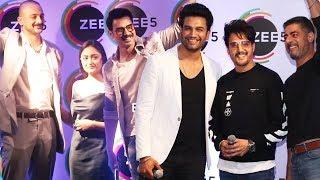 Zee5 Calendar Launch For December Month | Jimmy Shergill, Sharad Kelkar, Sushant Singh