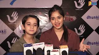 Jannat Zubair Rahmani & Ayaan Zubair Full Interview Anti Body Shaming Rap Song Patlii Ho Ja