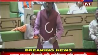 Rajendra Singh Rathore   विधानसभा के विशेष सत्र में संविधान पर बोले राजेंद्र राठौर   Jan TV