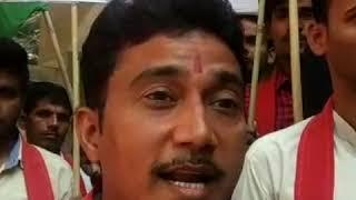 भारतीय शक्ति चेतना पार्टी ने शराब बंद कराने के लिए दिया ज्ञापन