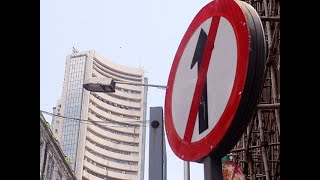 Sensex falls 100 pts, Nifty holds 12,100; Indiabulls Housing surges 10%