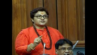 Godse controversy: Pragya Thakur tenders apology in Lok Sabha for her remarks