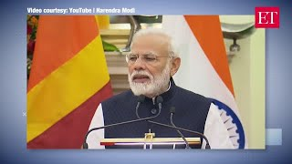 Prime Minister Modi announces USD 50 million assistance to Sri Lanka to deal with terrorism