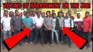 Through Swears & Threats, Harassed Binani Workers Braven Up To Hit Back At Company's Mgmt!