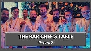 The Bar Chef's Table Season 3 | Cocktail Vlog | Kolkata Bartenders Community | Season 3