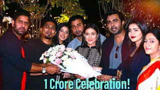 X Boyfriend & X Girlfriend 1Crore Celebration ????????  Afran Nisho   Apurba   Mehazabien   Tanjin Tisha