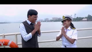 Mansukh Mandaviya meets 'Bharat Ki Laxmi'