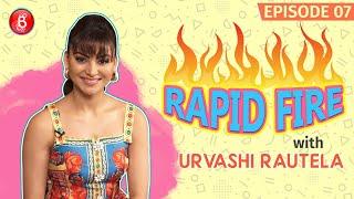 Urvashi Rautela's Blockbuster Rapid Fire Round | Pagalpanti