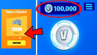Using FREE V-BUCKS Generator Websites to get FREE VBUCKS in Fortnite Battle Royale