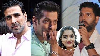 Yuvraj singh, Salman khan, Akshay kumar Reaction On Priyanka Reddy Incident | Doctor Priyanka Reddy