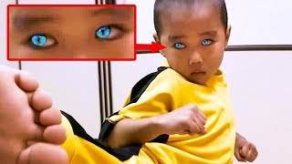 Super power kids || Unknown facts About Powerful Kids