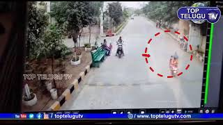 Priyanka Reddy Latest CCTV Visuals | Shadnagar Priyanka Reddy | Shamshabad News | Top Telugu TV