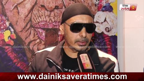 Exclusive Interview : Punjabi Singer Sukhbir | ਅੱਜ ਕਲ ਦੇ ਗਾਇਕਾਂ ਚੋਂ ਮੈਨੂੰ ਸਿਰਫ਼ Diljit Dosanjh ਹੀ ਪਸੰਦ | Dainik Savera
