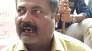 हिंदू समाज पार्टी के कार्यकर्ताओं ने किया ज़ोरदार प्रदर्शन