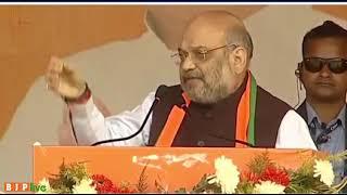 झारखंड विकास के रास्ते पर आगे बढ़ चुका है: श्री अमित शाह, झारखंड