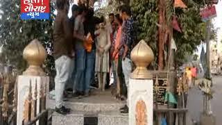 ચોટીલા-ગુજરાત યુવક બોર્ડ દ્વારા વીર શહીદ ના સ્મારકની સાફ સફાઈ કરાય