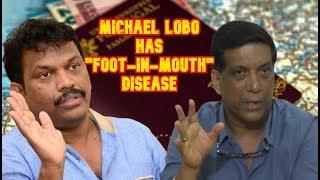 """Michael Lobo Has Foot-In-Mouth Disease"", Congress Slams Lobo For OCI-No-More-Goans Statement"