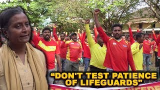 """Why Did Goa Govt Spend Crores For Hiring Drishti, Don't Test Patience of Lifeguards"" - Swati Kerkar"