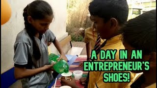WATCH: School Kids Step Into Entrepreneurs' Shoes, Hone Their Business Skills!