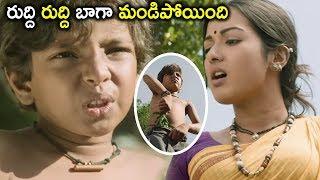 రుద్ది రుద్ది బాగా మండిపోయింది అక్కడ ఎందుకు పెట్టావ్ | Watch Gajendrudu Full Movie On Youtube