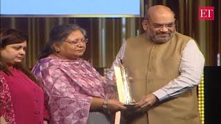 ET Lifetime of Public Service Award for Former FM (Late) Arun Jaitley: Sangeeta Jaitley full speech