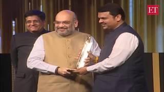 ET Awards 2019 Business Reformer of the Year: Devendra Fadnavis's full speech