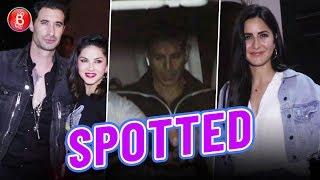 Sunny Leone, Akshay Kumar, Katrina and other B-town celebs make a splash