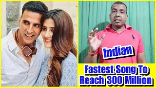 Filhall Song Creates History Becomes Fastest Indian Song To Reach 300 Million Views On YouTube