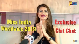 Miss India Worldwide 2019 Tanishq Sharma Interview Journey, Bollywood Debut & Experience