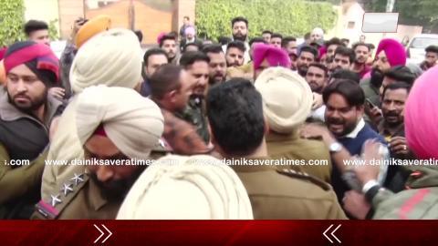Exclusive: Ludhiana में Firing के बाद Police और Congress Workers के बीच झड़प