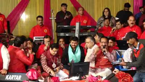 Maa Kalka Ka Parivaar Maa Vaishno Ke Darbar - Chanchal ji - 1