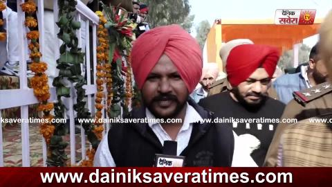 Exclusive Interview: Guru Har Sahai में Kabaddi मैच देखने आए Rana Gurmit Sodhi, युवकों को दिया संदेश