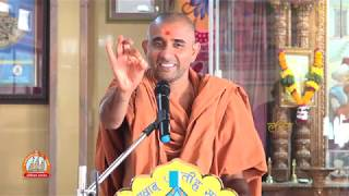 Abhaydan Ravi Sabha By Pujya Purnaswarupswami @ Tirthdham Sardhar 01-12-2019