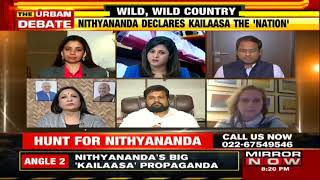Swami Nithyananda owns private island, declares it 'Hindu sovereign nation'