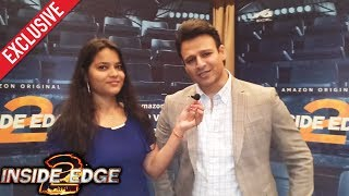 Inside Edge Season 2 | Vivek Oberoi Exclusive Interview
