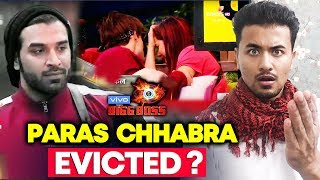 Bigg Boss 13 | Paras Chhabra EVICTED From The Show? | BB 13  Latest Video